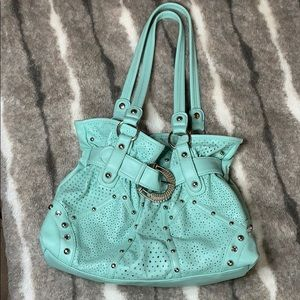Handbags - Sea foam bag